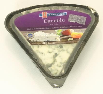 Description: Emborg Blue Cheese