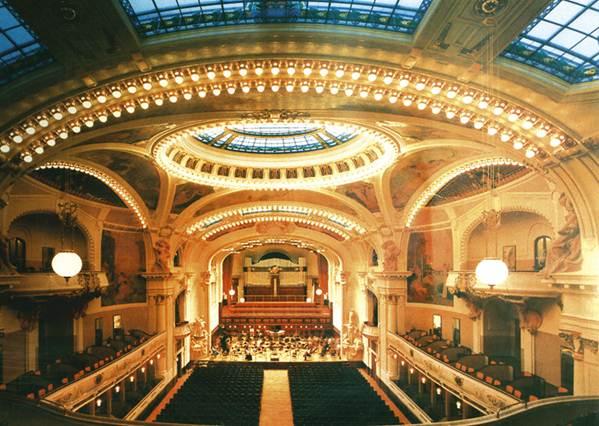 Description: Smetana concert hall
