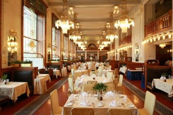 Description: Francouzska Restaurant