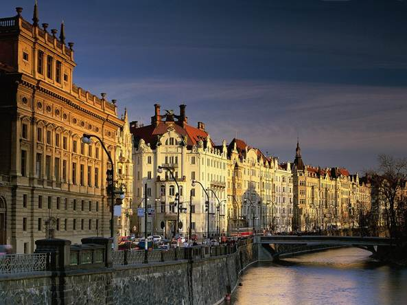 Description: Prague City