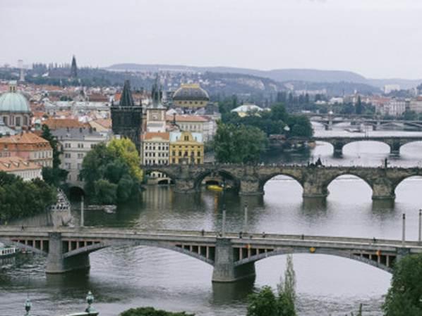 Description: Vitava River