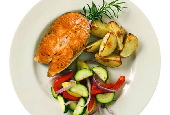 Description: Try to balance animal protein. Try to balance animal protein  with alkaline foods such as protein – rich beans, fruit and veg.