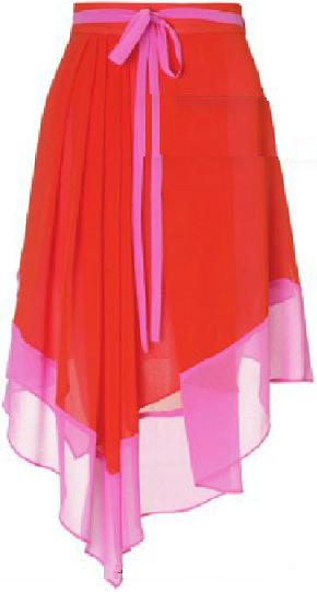 Description: Monsoon Aztec skirt