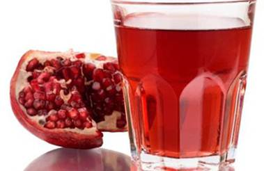 Description: Part of a healthy diet with pomegranate every day can prevent heart disease, heart attack and stroke.