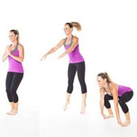 Description: Exercise to reduce fat