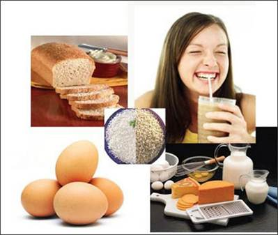 Description: Combine eggs, lean meat, yogurt and milk, cheese, fish in your diet to absorb natural vitamin B12
