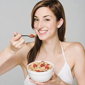 Description: Check your breakfast diet if you continue gaining weight.