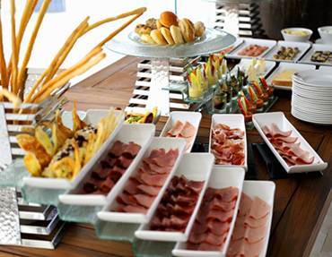 Description: Do you choose wrong dish for buffet-style breakfast?