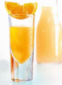 Description: Do you drink orange juice?