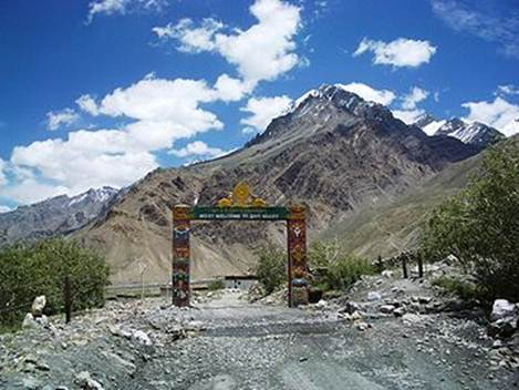 Description: Spiti valley