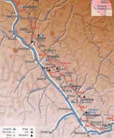 Description: The map