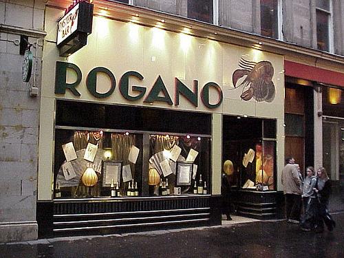 Description: Rogano, Glasgow