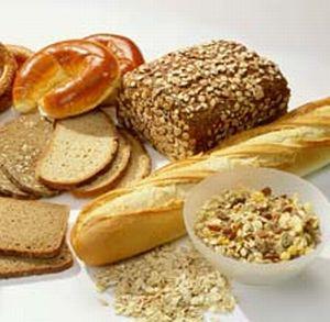 Description: Bread, cereal, and rice