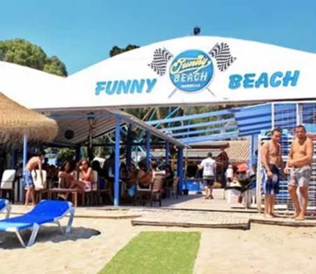 Description: Funny Beach