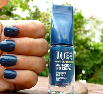 Description: Bourjois 10 Days Nail Enamel