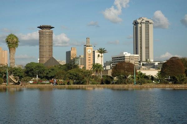 Description: Nairobi – the capital city of third-world Kenya