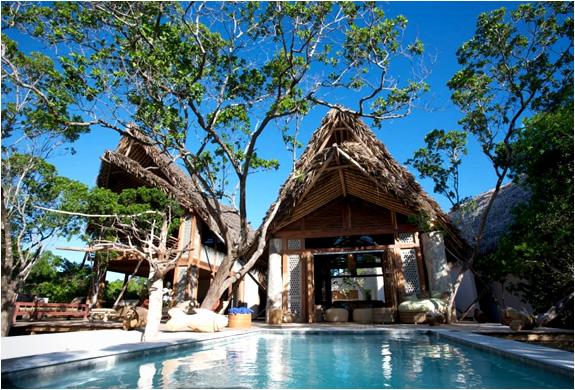 Description: Vamizi Island Lodge, Mozambique
