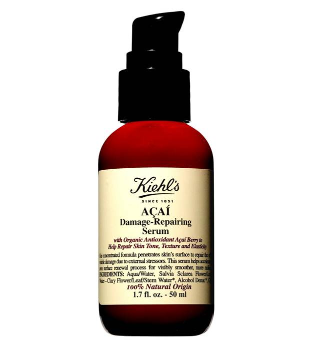 Description: Kiehl's Acai Damage Repairing Serum, $60
