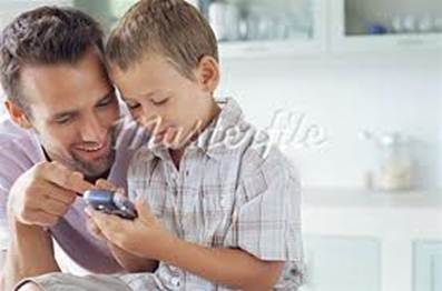 Description: Teach them how to use it responsibly
