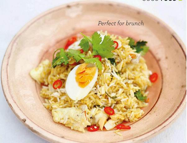 Description: Jamie Oliver's Kedgeree
