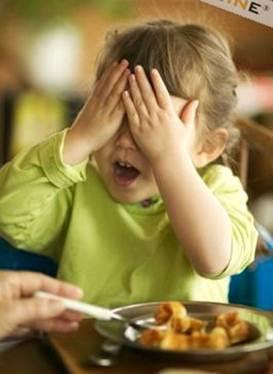 Description: Most children in preschool age are anorexia.