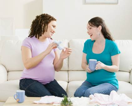 Description: Drink enough water to reduce symptoms of pregnant diseases.