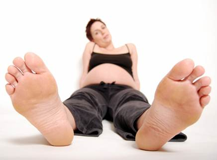 Description: Cramp happens popularly from the 5th month of pregnancy, usually at night.