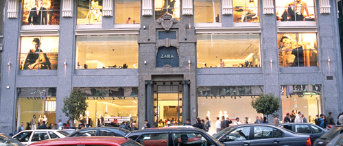 Madrid around town downtown madrid part 2 cinemas - Zara gran plaza 2 ...