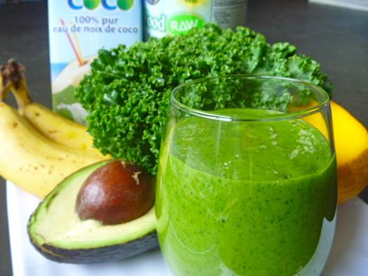 Description: 'Have a juice instead of a coffee – you'll feel much more energized'