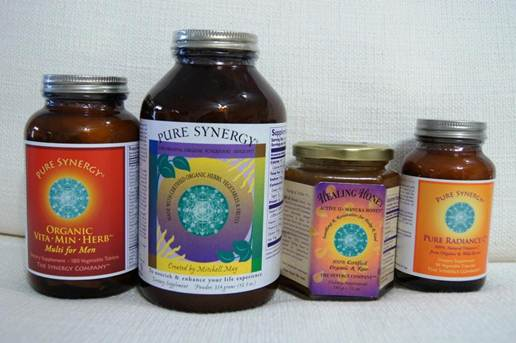 Description: The deeply nourishing and cleansing foods in Pure Synergy