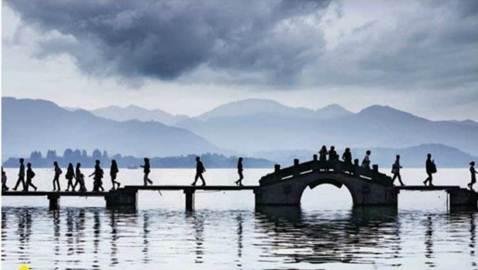 Description: Heaven and Hangzhou