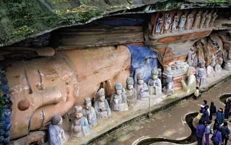 Description: Magao caves
