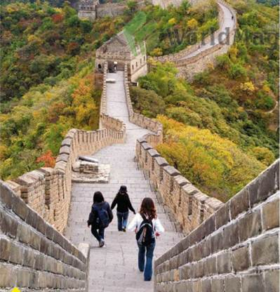 Description: The Great Wall of China