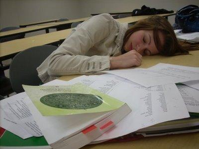 Description: Exhausted