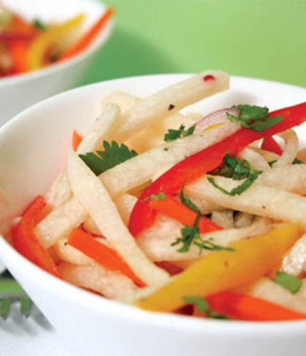 Description: Description: Jicama Salad