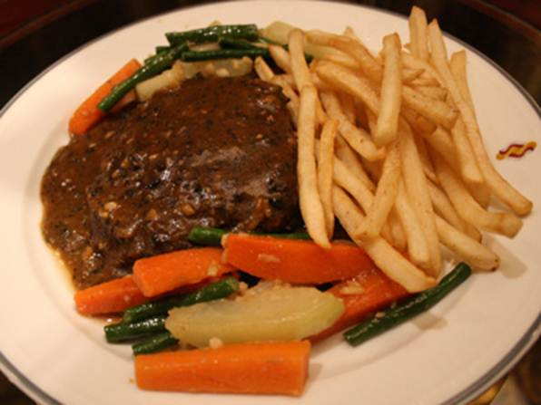 Description: Description: Pepper Steak