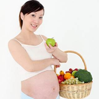 Description: Many foods beautify pregnant women's skin