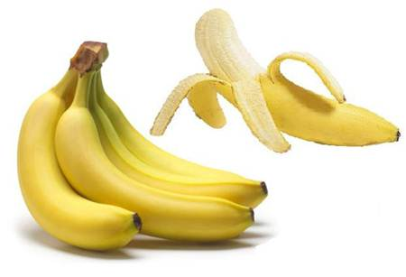 Description: Banana contains tryptophan promoting sleep, potassium helping retain water and preventing women from getting cramps.