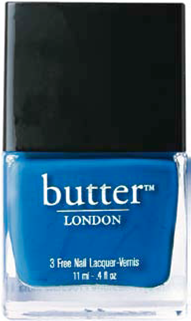 Description: 4. Butter London 3 Free Nail Lacquer