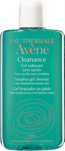 Description: 3. Avène Cleanance Soapless Gel Cleanser