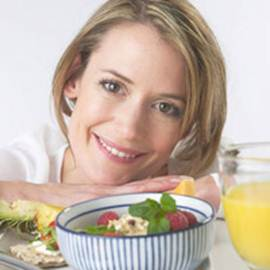 Description: You should not keep an absolutely vegetarian diet so your body will lack of nutrients.
