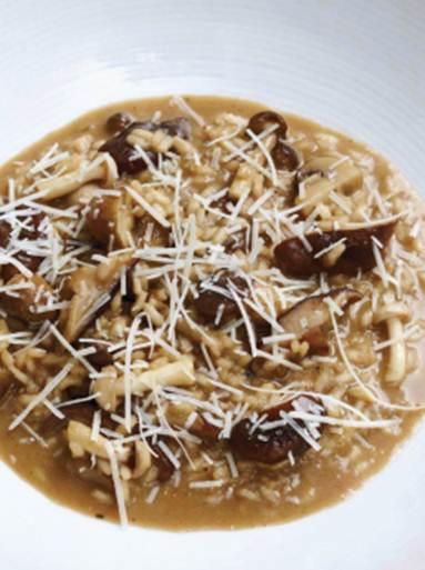 Description: A good risotto has a slight bite and a creamy texture