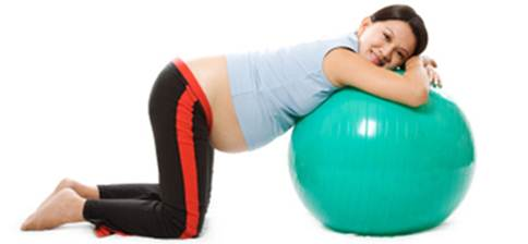 Description: Moving regularly helps pregnant women prevent difficult childbirth.