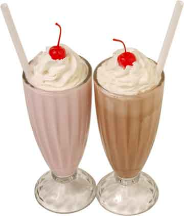 Description: Milkshake