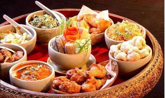 Description: Thai dinner