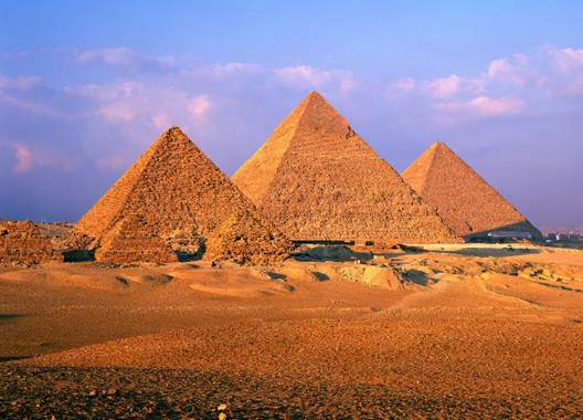 Landmarks Of The World Part 1 Great Pyramid Of Giza