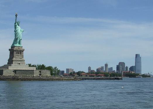 Description: Statue of Liberty