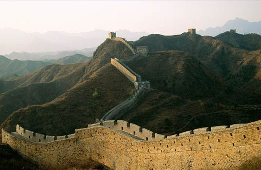 Description: Description: Wall of China