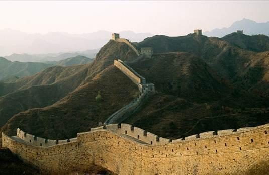 Description: Description: Wall of China