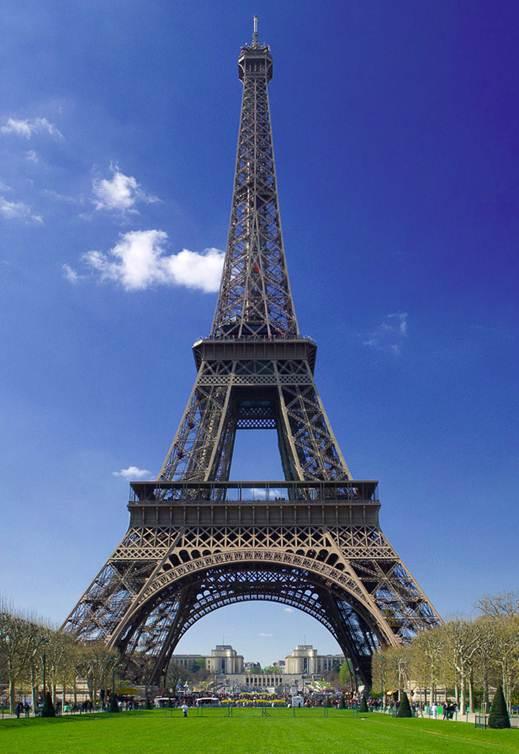 Description: Description: The Eiffel Tower